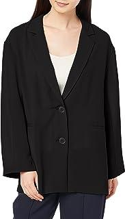 [ミラオーウェン] スコッチ釦シアーシャツジャケット 09WFJ212150 レディース