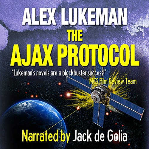 The Ajax Protocol audiobook cover art