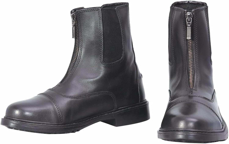 TuffRider Ladies Perfect Front Zip Paddock Boots
