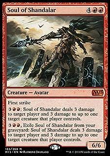 Magic: the Gathering - Soul of Shandalar (163/269) - Magic 2015 by Magic: the Gathering