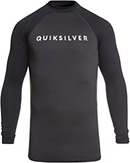 Quiksilver Men's Always There Long Sleeve Rashguard UPF...