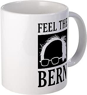 CafePress Feel The Bern [Hair] Mugs Unique Coffee Mug, Coffee Cup