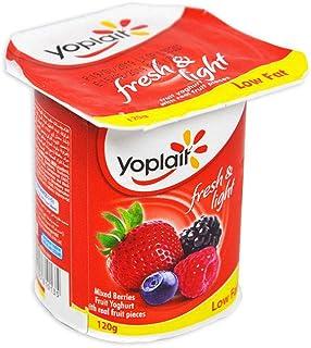 Yoplait Fruit Yoghurt Low Fat Mixed Berry 120 gram