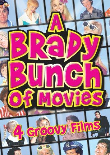 A Brady Bunch of Movies (The Brady Bunch Movie / A Very Brady Sequel / Brady Bunch In The White House / Growing Up Brady)