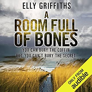 A Room Full of Bones     A Ruth Galloway Investigation, Book 4              By:                                                                                                                                 Elly Griffiths                               Narrated by:                                                                                                                                 Jane McDowell                      Length: 9 hrs and 44 mins     714 ratings     Overall 4.4