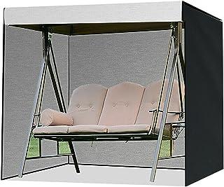 DYJD Couverture de siège de siège en Plein air 3 Places Hamac Couvements Polyester étanche Polyester entièrement résistant...