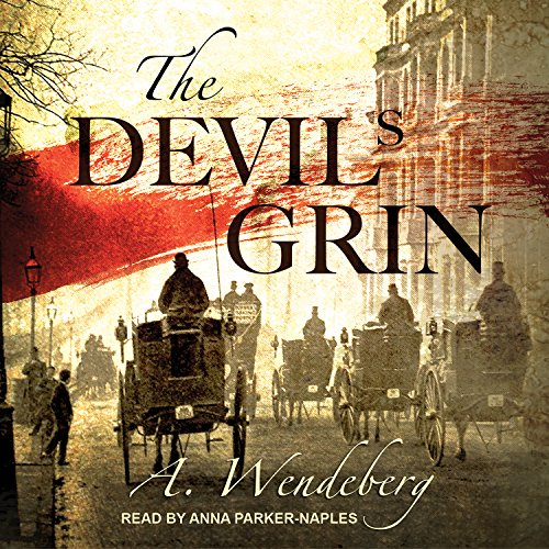 The Devil's Grin audiobook cover art