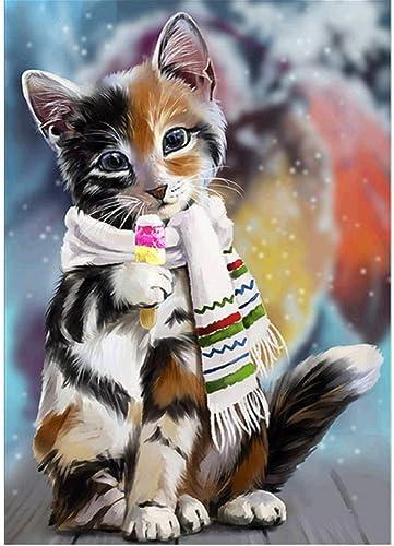 marca de lujo XIGZI DIY Diamante Pintura Punto de Cruz Gato Perro Foto Foto Foto patrón de Mosaico de Regalo sin Marco  Las ventas en línea ahorran un 70%.