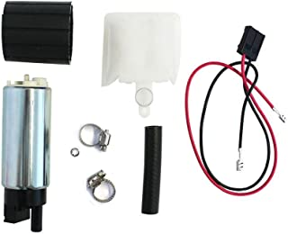 CUSTOM 255LPH High Performance Electric Intank Fuel Pump With Installation Kit F20000169