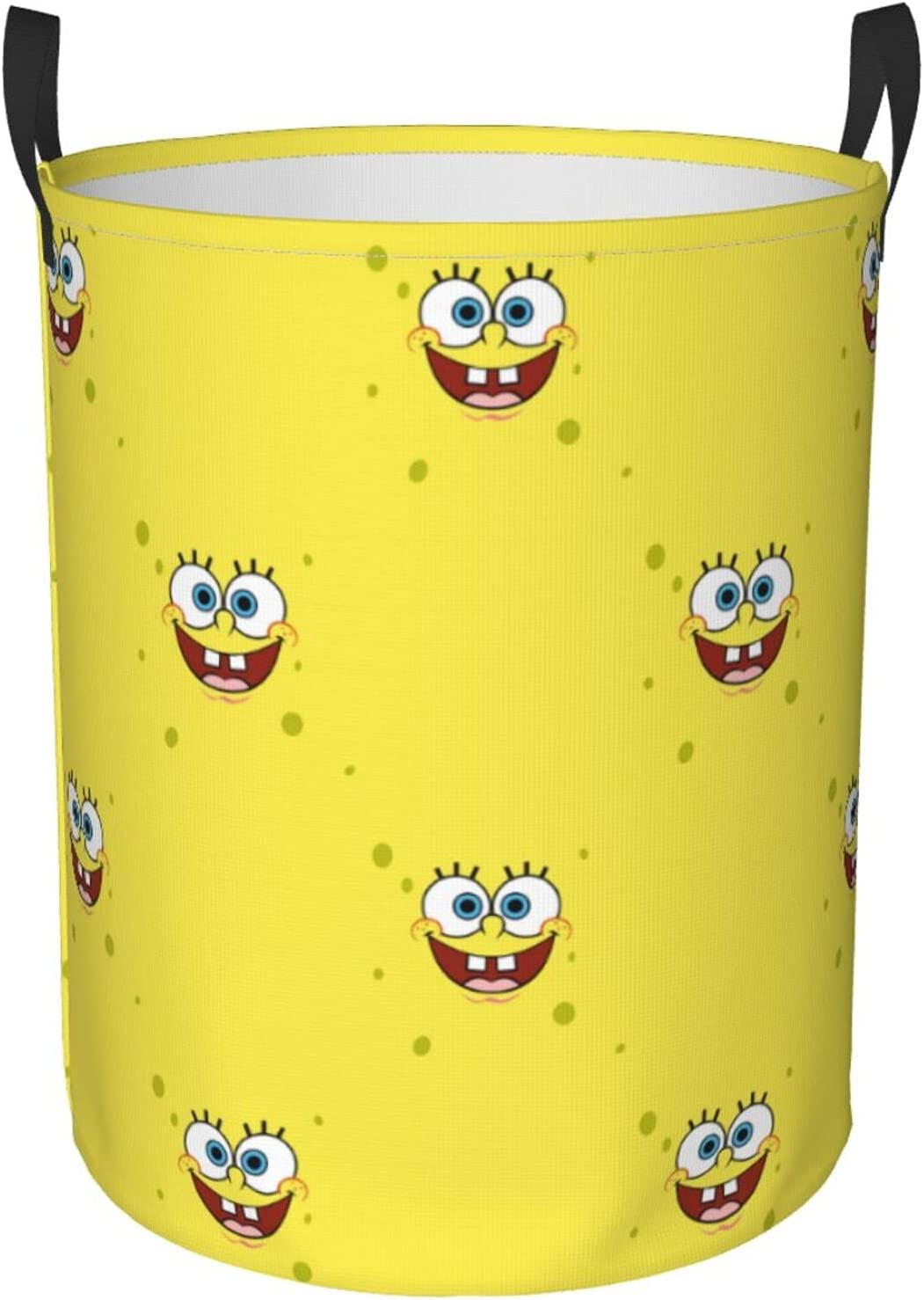 Max 57% OFF COCOCHILLA Spongebob Laundry Hampers Lightweight Financial sales sale Lar Collapsible