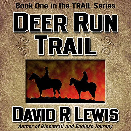 Deer Run Trail audiobook cover art