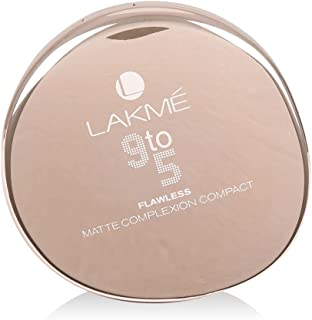 LAKME 9 to 5 Flawless Compact Apricot