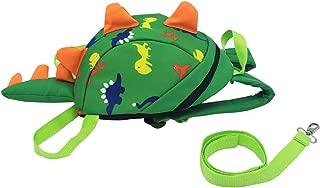 Longxing 3D Dinosaur Design Safety Leash Harness Bag Mini Backpack for Toddlers Kids