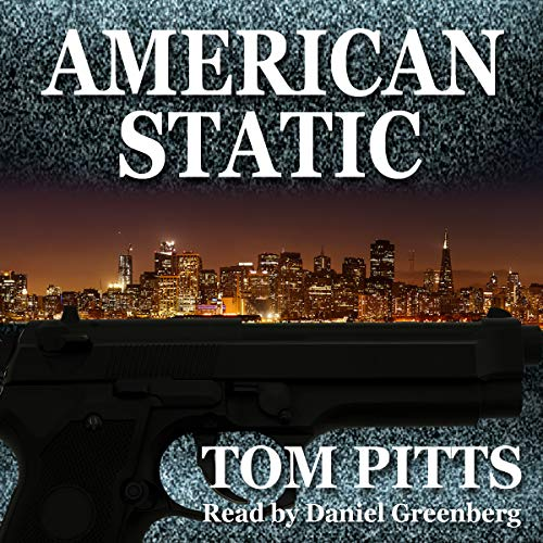 American Static audiobook cover art
