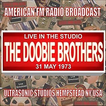 Live in the Studio - Ultrasonic Studios, Hempstead NY 1973