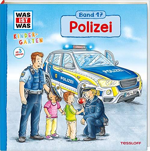 WAS IST WAS Kindergarten Band 17. Polizei