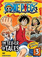 One Piece 3: The Teller of Tales [DVD] [Import]