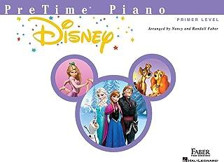 Pretime Piano Disney Primer Level: Primer Level