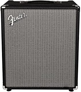 Best Fender Rumble 100 v3 Bass Combo Amplifier Review