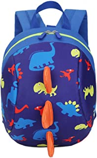 Lindo Animal La Mochila de jardín de Infantes Embroma la Bolsa de la Escuela de la taleguilla Bolso de Escuela Kinderrucksack para bebé Niño Niña (Azul)