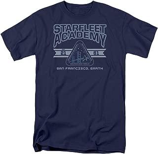 Cadet Athletic Insignia -- Starfleet Academy -- Star Trek Adult T-Shirt