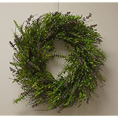 Lavender, Rosemary and Eucalyptus Wreath
