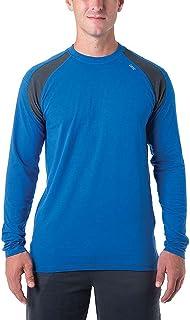 tasc Performance Men's Instinct tech Ventilated Long Sleeve tee Shirt