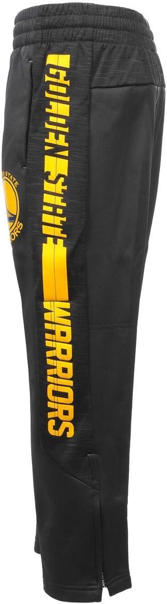 Pantalon de survêtement Outstuff Warriors pant  golden Gris 39066 Neuf