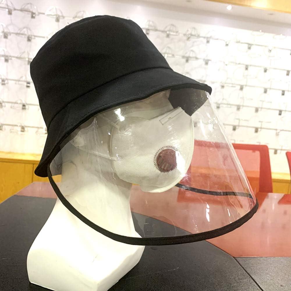 Sombrero impermeable Doorslay con cubierta facial por sólo 7,49€ usando el #código: CS5FLBSP