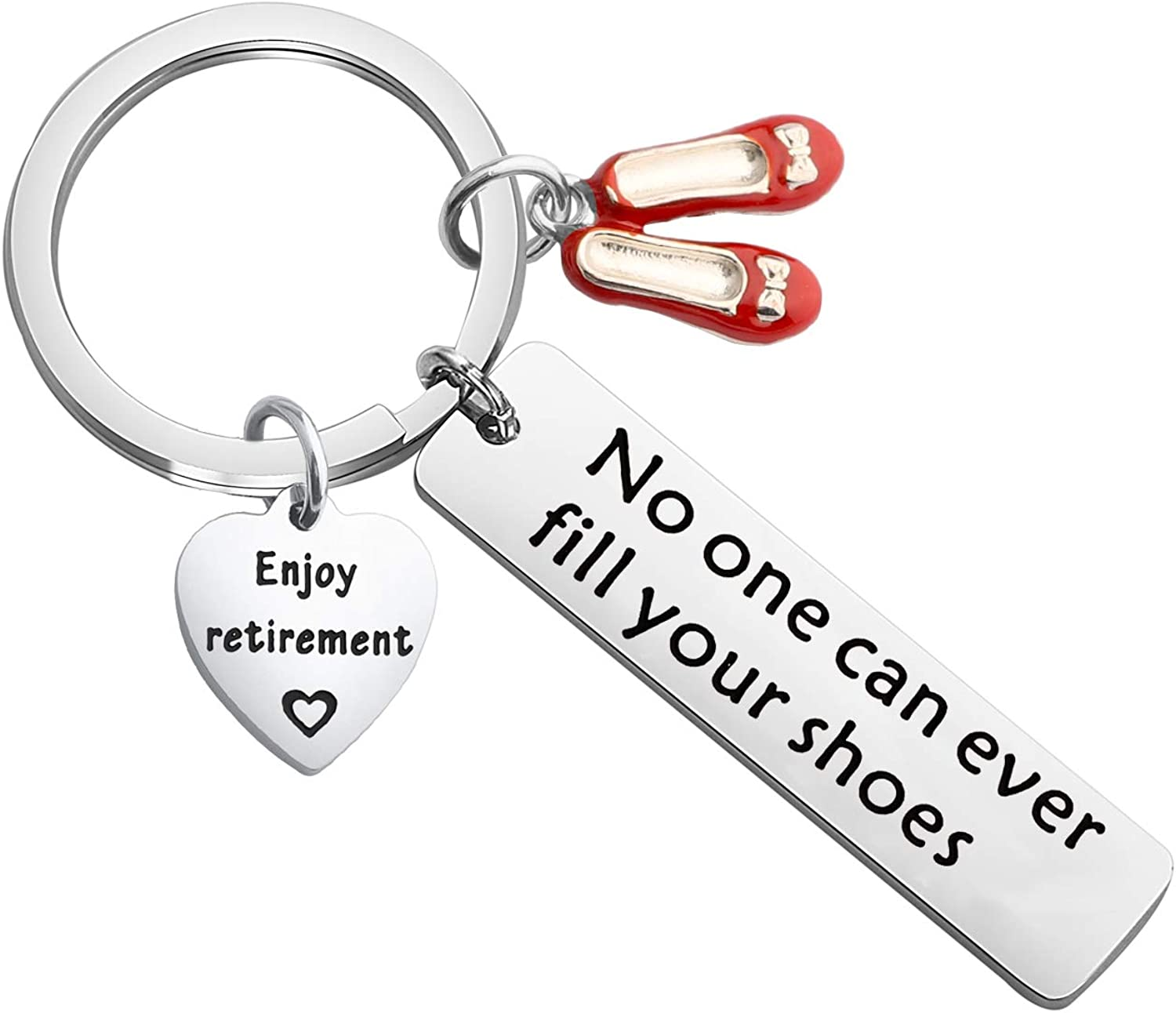 bobauna Enjoy Retirememnt Keychain No One Can Cheap super special price Fill Limited time sale Your Ever Sho