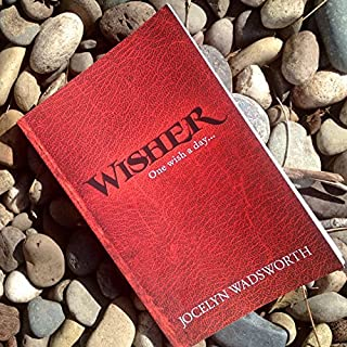 Wisher audiobook cover art