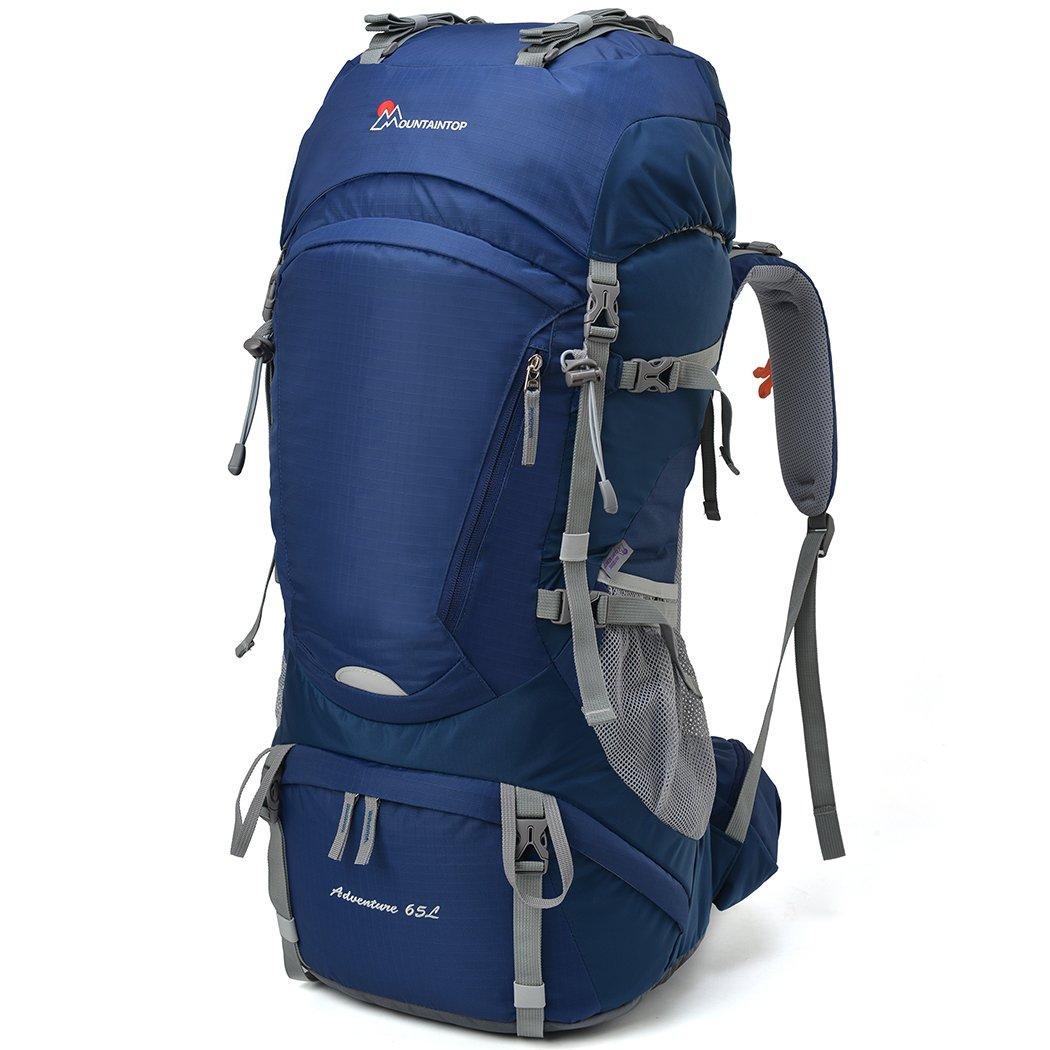 Mountaintop Outdoor Backpack Internal Sapphire