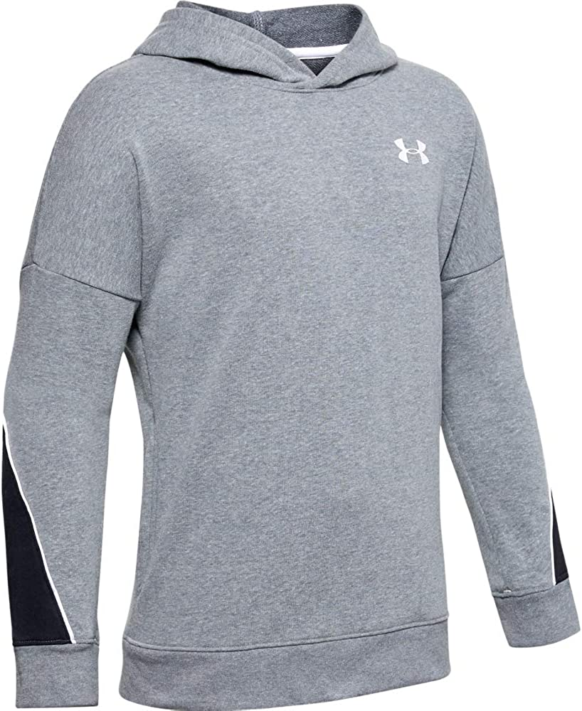 Under Armour Boys' Rival Terry Hoodie