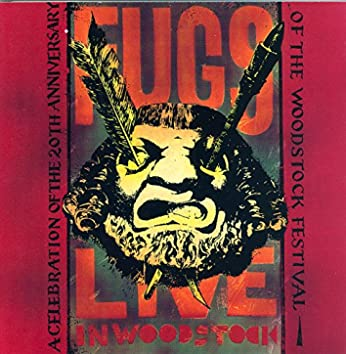 Fugs Live In Woodstock