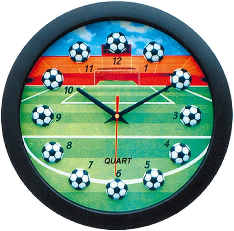 Para tu estilo de juego a los precios más baratos. MNYOU Reloj 10 10 10 Pulgadas Moderna Personalidad Creativa Moda Reloj de Parojo  almacén al por mayor