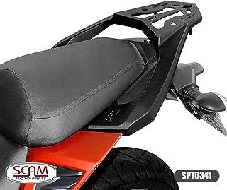 BAGAGEIRO FAZER 250 2020 PRETO SCAM - SPTO341