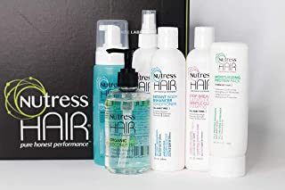 Nutress Hair Transformation Kit (6 Count)