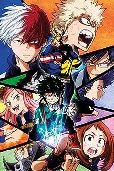 My Hero Academia Season 2 Poster  24x36
