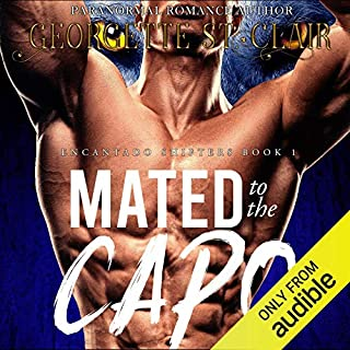 Mated to the Capo audiobook cover art