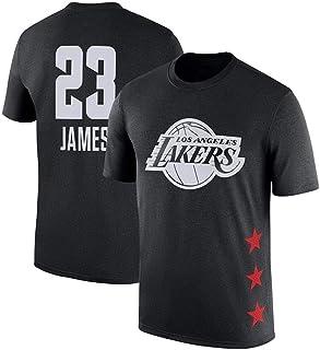 e5adc8c1 HUBO T-Shirt Basket NBA 2019 All Star Maglia Los Angeles Lakers N. 23