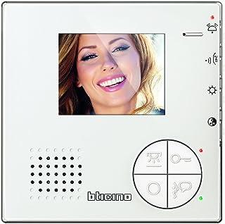 Legrand Headphones Wireless Video House Station AP 2-D Class, 100V 12B 3.5inch Screen, White, 344502