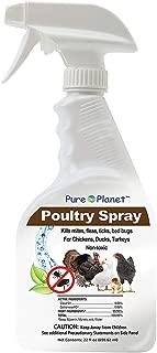 Davis Pure Planet Poultry Spray, 22 oz