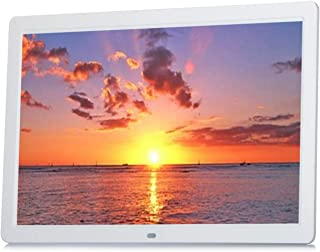 FEE-ZC Photo Frames 15 Inch Multi-Function HD LED Screen Electronic Album Advertising Machine Display Rack Music Video Pla...