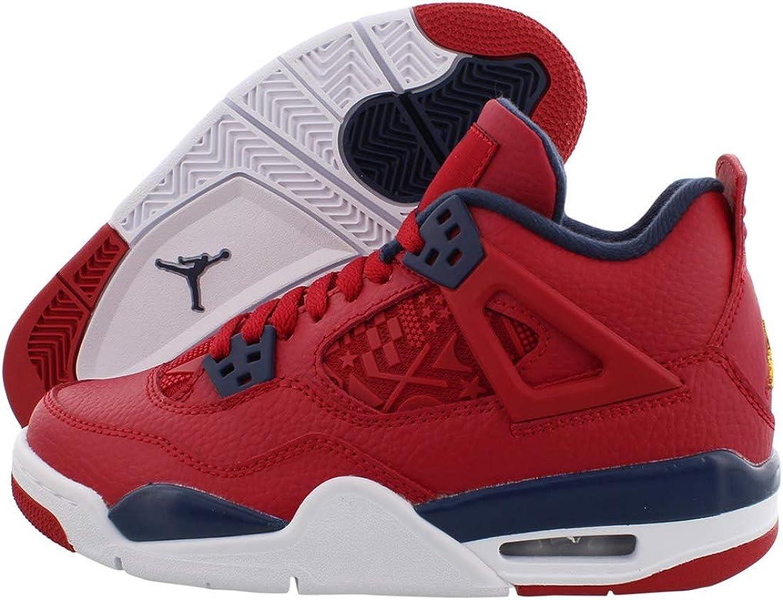 Nike Air Jordan 4 Retro GS Kids Red