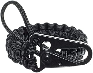 EDC 550 Paracord Tether – Cobra Weave – Length: 6 Inches Woven & 10 Feet Unraveled