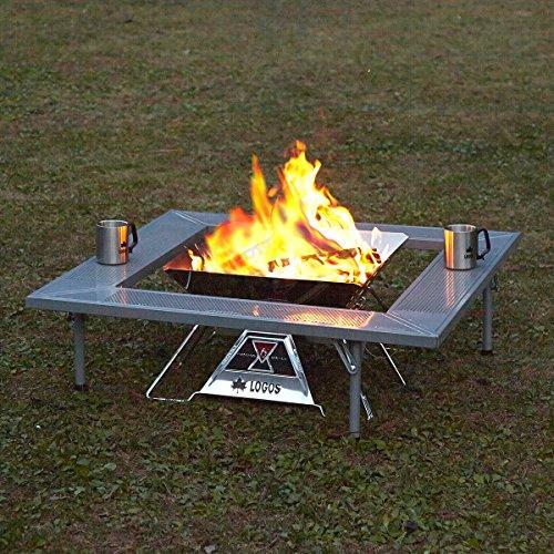 ロゴス『囲炉裏テーブルLIGHT』