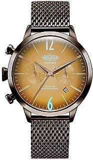 Welder breezy Womens Analog Quartz Watch with Stainless Steel bracelet WWRC606