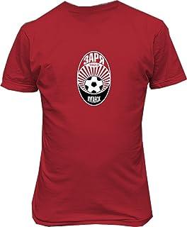 TJSPORTS FC Zorya Lugansk Soccer Football T Shirt Ukraine