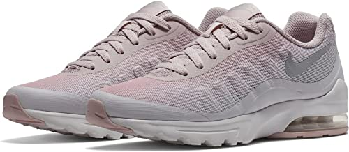 Nike Womens Air Max Invigor Low Top Lace Up Running Sneaker