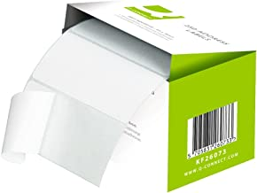 Q Connect 89x36mm Self-Adhesive Address Label (Roll of 250)-White